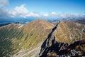 Ostry Rohac peak at Tatras
