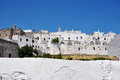 Ostuni Panorama Puglia Royalty Free Stock Photography