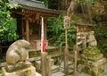Otoyo Shrine, Kyoto Royalty Free Stock Photo