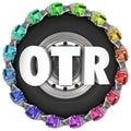 OTR Tractor Trailer Trucks Over the Road Trucking