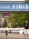 Ottawa 10km Race Stock Images