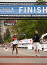Ottawa 10km Race Royalty Free Stock Photography