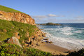 Otter hiking trail in the garden route south africa Royalty Free Stock Images