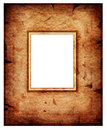 Oud manier abstract frame Royalty-vrije Stock Foto's