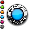 Our products button. Royalty Free Stock Photo