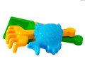 Outdoor children toys Royalty Free Stock Photography