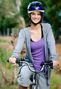 Outdoor Cycling Royalty Free Stock Photo