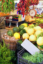 Outdoor market Royalty Free Stock Images