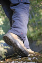 Outdoor trekking Royalty Free Stock Images