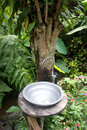 Outdoor Water Sink Royalty Free Stock Photos