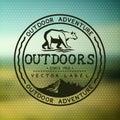 Outdoors Adventure Badge