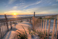 Outer Banks Beach At Sunrise F...