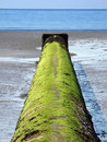 Outfall Pipe Royalty Free Stock Photo