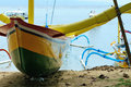 Outrigger Royalty Free Stock Photo