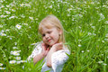 Outstanding In Her Field Royalty Free Stock Photo