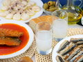 Ouzo Royalty Free Stock Photography