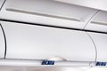 Overhead compartment Royalty Free Stock Photo