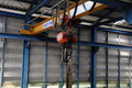 Overhead Crane Royalty Free Stock Photo