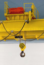 Overhead crane Royalty Free Stock Photo
