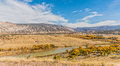 Overlooking Dinosaur National Monument Royalty Free Stock Photo