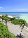 Overview of Bahia Honda Key - 2 Royalty Free Stock Photo