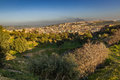 Overview of the old town of Fes