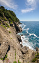 Overview in Portofino Royalty Free Stock Photo
