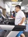 Nadváha muž cvičenie