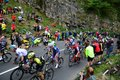 Ovo Energy Tour of Britain Stage Three. Cheddar Gorge, England