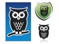 Owl Icons