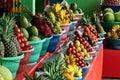 Owocowy tropikalny Obraz Stock