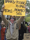 #OWS Burlington Vermont 49 Royalty Free Stock Photo
