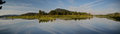 Oxbow bend at at grand teton national park Stock Image