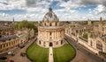 Oxford city England Royalty Free Stock Photo