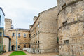 Oxford prison england castle and former complex oxfordshire Stock Photo