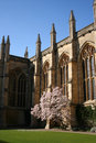 Oxford in springtime Royalty Free Stock Image