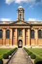 Oxford University Royalty Free Stock Photo