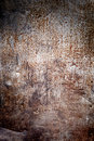 Oxidated metal surface making abstract texture high resolution Royalty Free Stock Image
