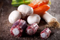 Oxtail Royalty Free Stock Photo
