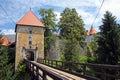 Ozalj Castle, Croatia Royalty Free Stock Photo