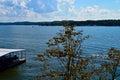 Ozark Lake view