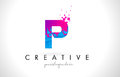 Vector logo design template. Abstract pink and grey globe.