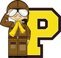 P is for Pilot