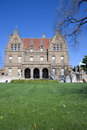 Pabst Mansion in Milwaukee Royalty Free Stock Photo