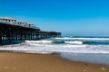 Pacific Beach in San Diego, with the Crystal Pier