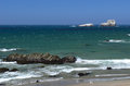 Pacific Coast, between Morro Bay and Monterey, California, USA Royalty Free Stock Photo