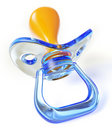 Pacifier Royalty Free Stock Photos