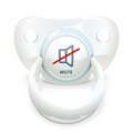Pacifier for little naughty screamers Royalty Free Stock Photography