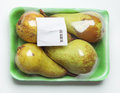 Pack Of Pears On White Backgro...