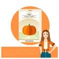 Pack of Pumpkin seeds